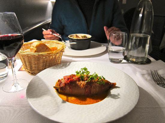 Restaurant Alexandra : Duck