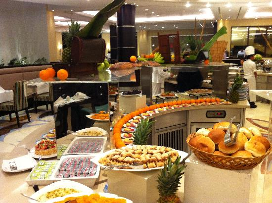 Hilton Ras Al Khaimah Resort & Spa: Lecker Essen