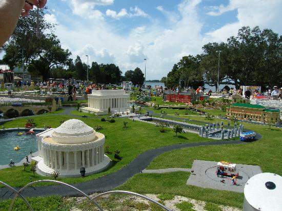 LEGOLAND Florida Resort: Washington D.C.