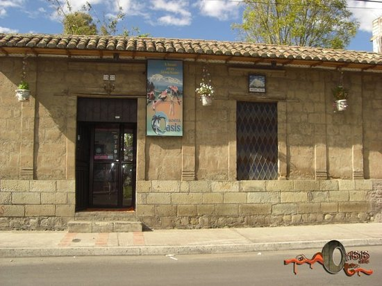 Hostal Oasis : Welcome to Oasis Hostel