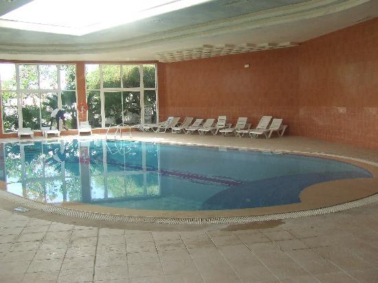 Hotel Spa Piscine Couverte