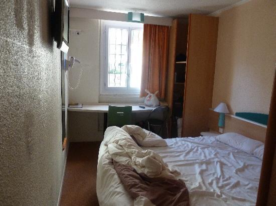 Ibis Paris Maine Montparnasse 14eme : habitación