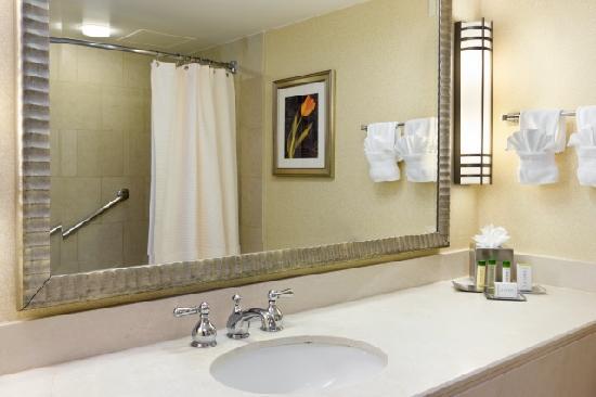 DoubleTree Suites by Hilton Hotel Philadelphia West: Suite Bathroom