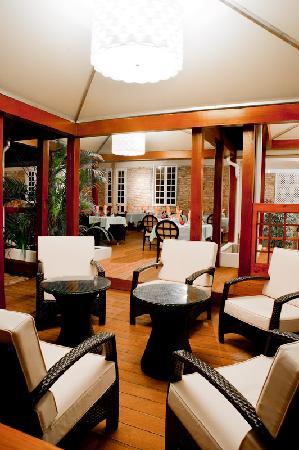 Island Inn Hotel: Gazebo