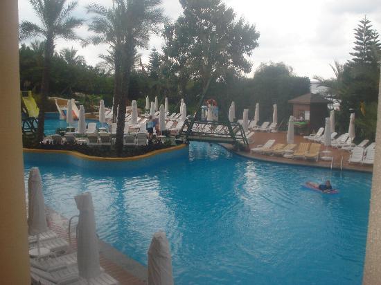 Pegasos Royal: pool