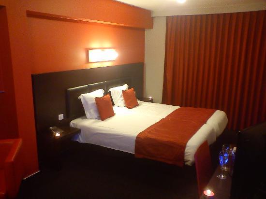 Hotel La Louve : chambre luxe 2