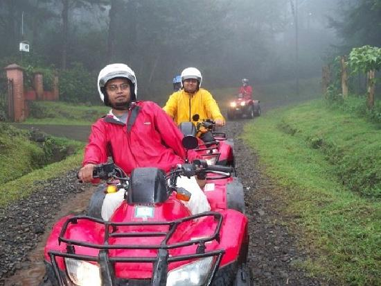 Birri, Costa Rica: ATV tours