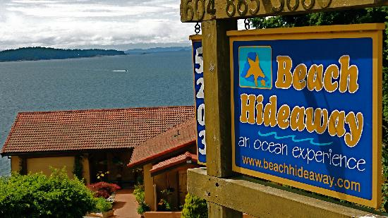Beach Hideaway Bed and Breakfast & Spa : Stay at The Beach Hideaway B&B and Spa