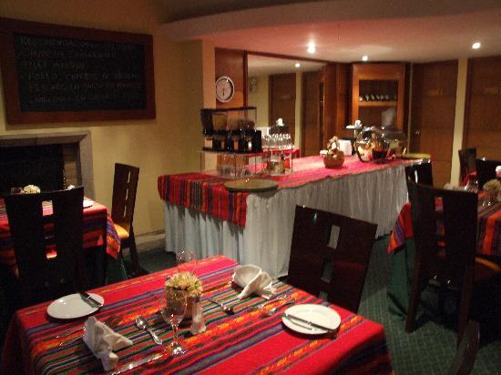 Basadre Suites Boutique Hotel: Our Restaurant