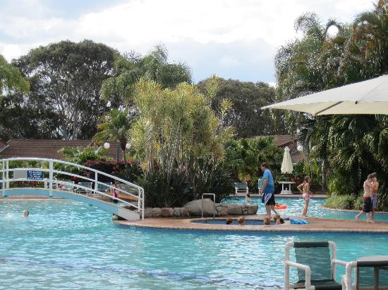 Boambee Bay Resort: the pool