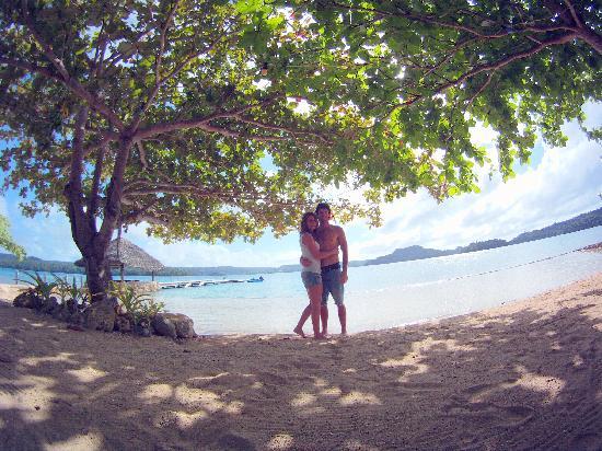 Mystic Sands: On the Beach