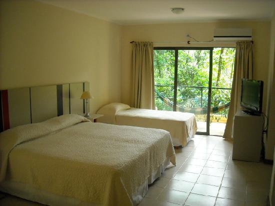 Sol Cataratas Hotel: Habitación