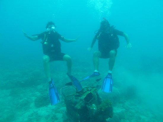 Ihasia Diving Koh Tao : En plena accion !