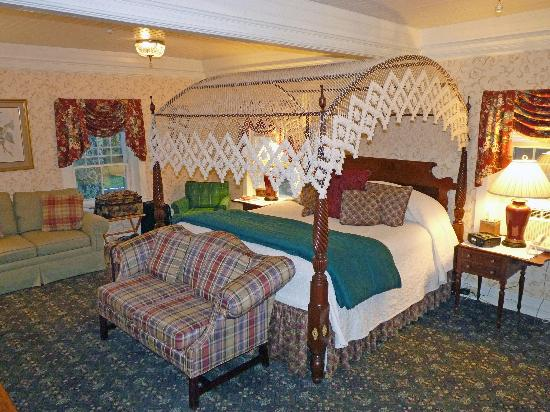 The Inn at Ormsby Hill: Lincoln room