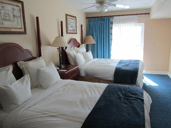 Marriott's Frenchman's Cove: second bedroom