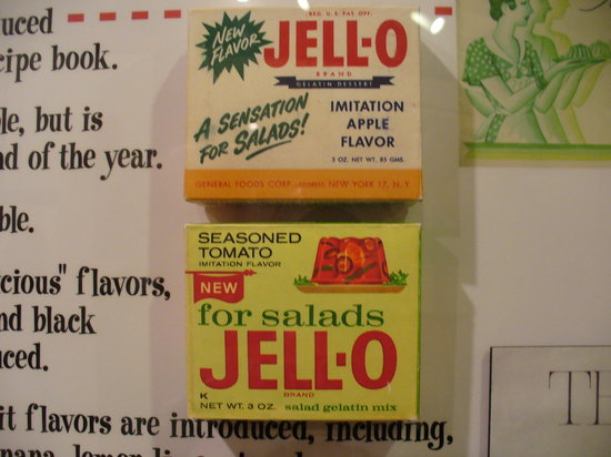 Le Roy, Estado de Nueva York: Jello Products
