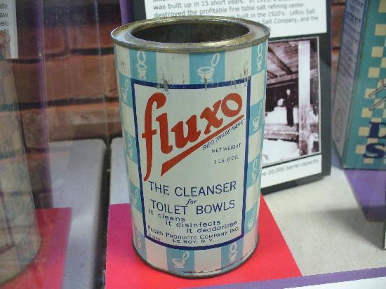 Jell-O Gallery Museum: Fluxo