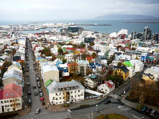 Hilton Reykjavik Nordica: Reykjavik