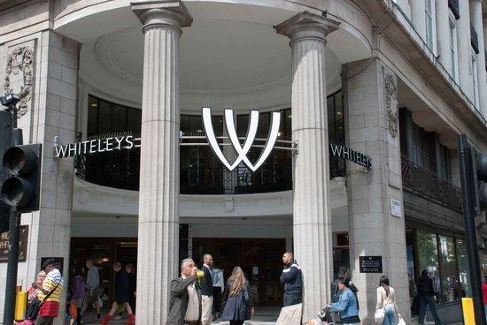 Whiteleys时尚商店