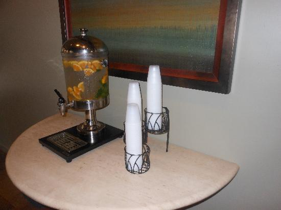 DoubleTree by Hilton Hotel Campbell - Pruneyard Plaza: it is the little touches that count!