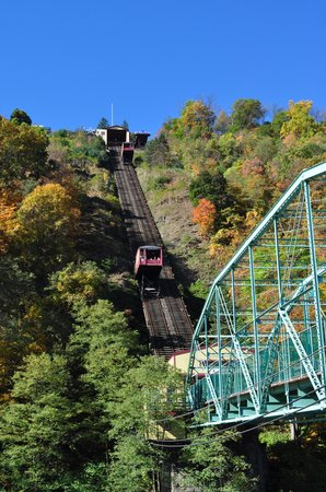 Johnstown, Pennsylvanie : The Incline