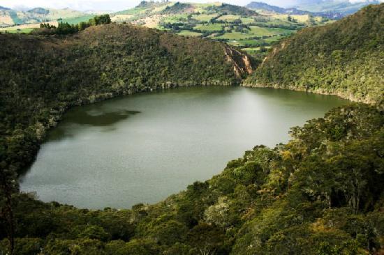 Guatavita Sacred Lake