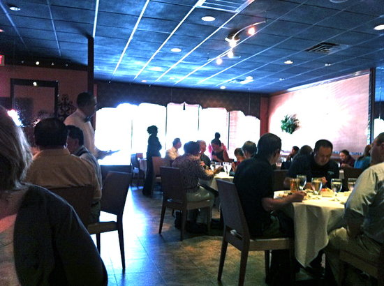 Nawab Indian Cuisine: Attractive Dining Room