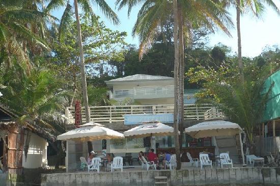 Beachcomber Resort Boracay: Beachcomber restaurant bar