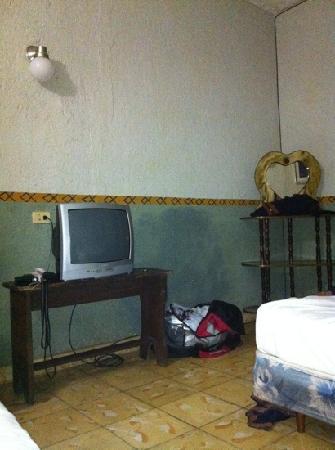 Hotel Santiago : standardzimmer