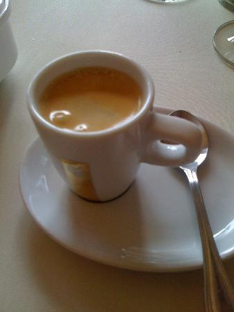 Paris Saigon : the perfect espresso
