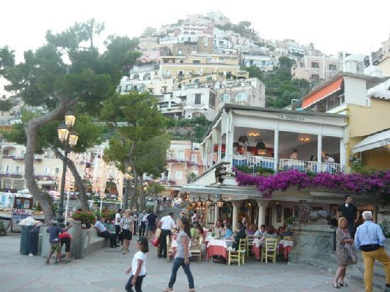 Pensione Casa Guadagno : The hill