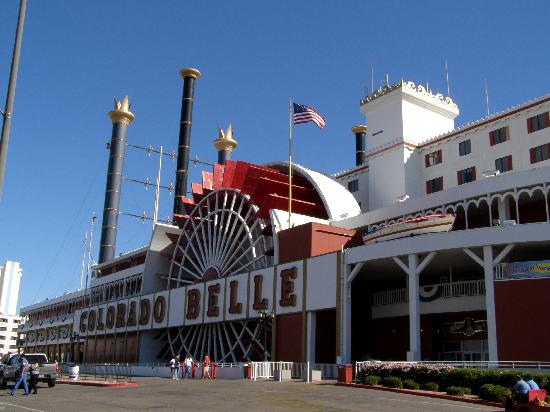 Harrah's Laughlin: Colorado Belle Casino
