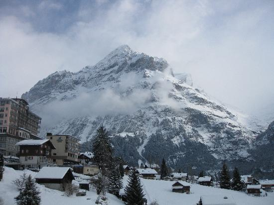 Downtown Grindelwald