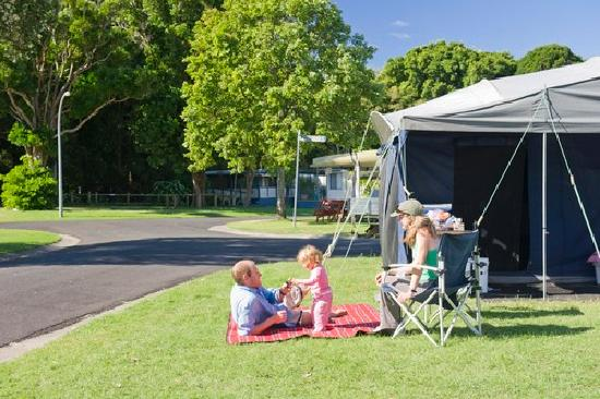 Evans Head, Australia: Silver Sands Holiday Park