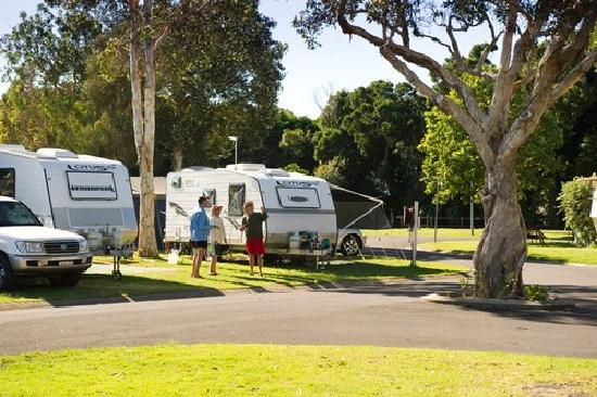 North Coast Holiday Parks Evans Head: Silver Sands Holiday Park