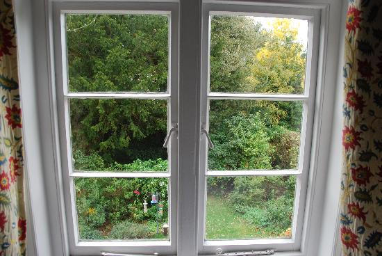 Taylard House: Lovely outlook from our room