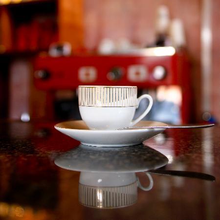 Tretto Caffe: espresso!!