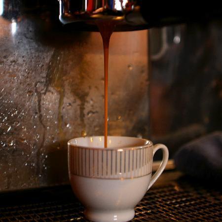 Tretto Caffe: worth the wait...