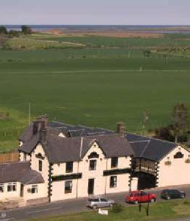 Berwick upon Tweed, UK: The Lindisfarne Inn, Beal, Northumberland