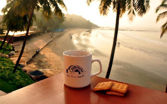 Cidade de Goa: Good morning, Goa