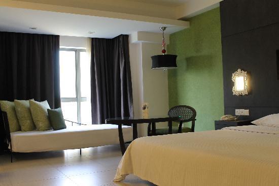 โรงแรมเอวิลเลียน แอดไมรัล โคฟ: Premium Room