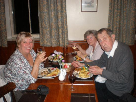 Ardbrecknish House & Self Catering Accommodation: An excellent meal