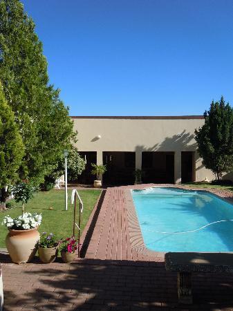 Colesberg Lodge: Swimming Pool