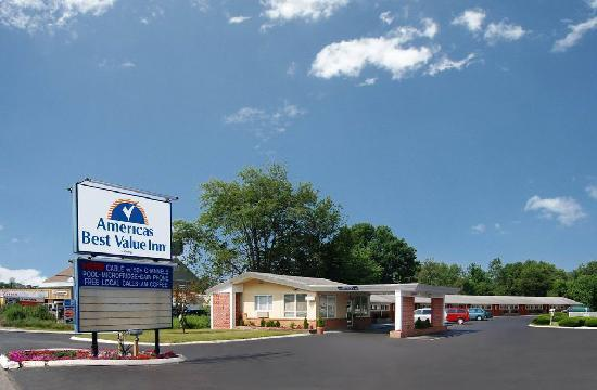 Americas Best Value Inn - Niantic / East Lyme