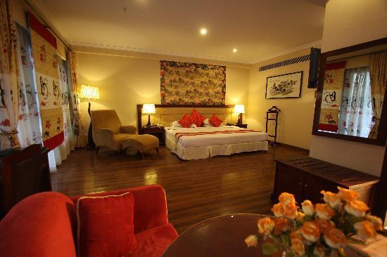 East Bourne Resort & Spa: Superior Room