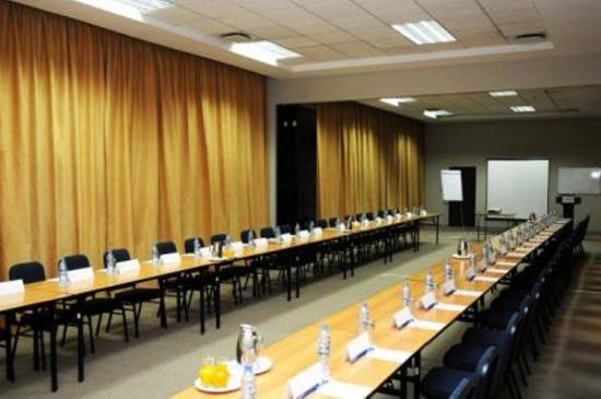 Protea Hotel Lusaka Cairo Road: Conference Room