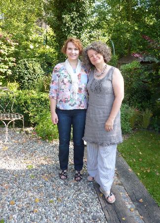 Me and pierrette fotograf a de ambiance jardin for Ambiance jardin diebolsheim