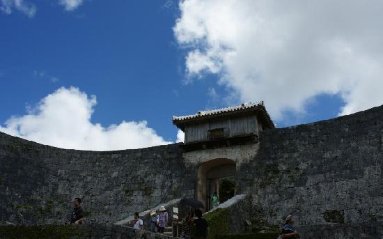 Shurijo Castle: 壮大な城郭