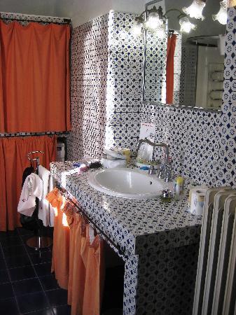 La Canonica di Cortine: Bathroom