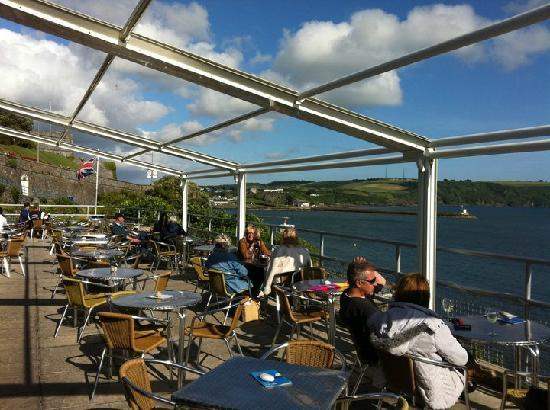 terrace cafe plymouth picture of the terrace cafe and